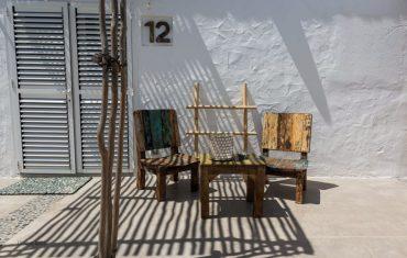 ZEN Suite terrace