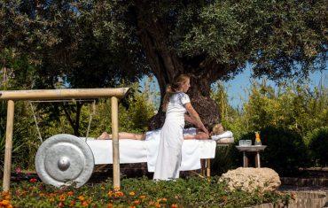 ibizazen garden massage