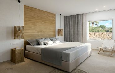 Can Jaume Private Villa Double Bedroom