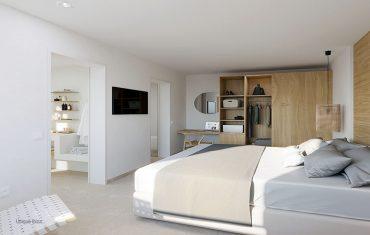 Can Jaume Private Villa Bedroom